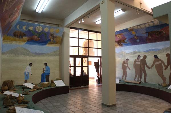 Museo étnico de los seris sitios turisticos sonora