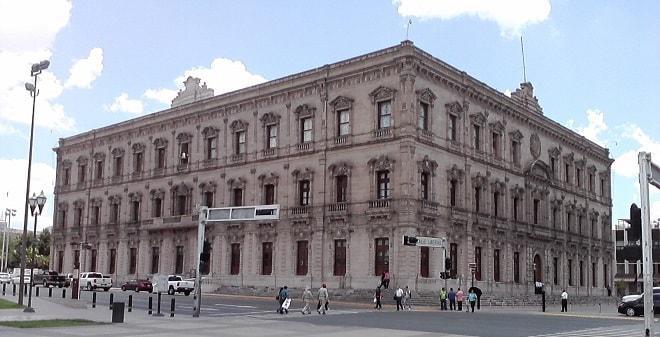 Palacio de Gobierno de chihuahua mexico