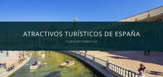 Atractivos turísticos de España