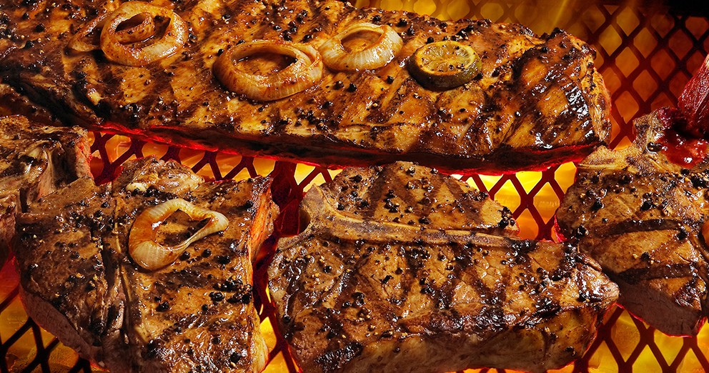 gastronomia de chihuahua - Carnes Asadas