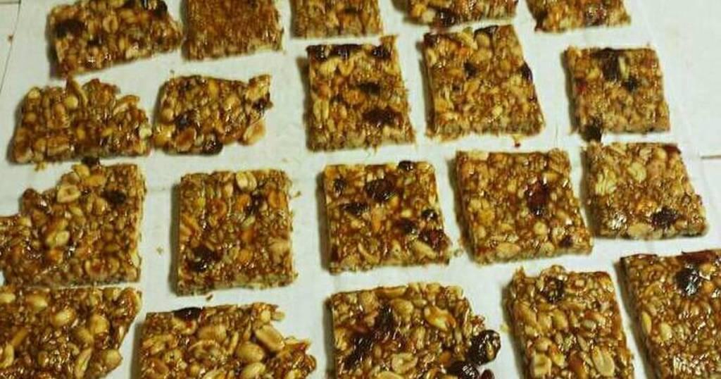 Pepitorias dulces tipicos de campeche