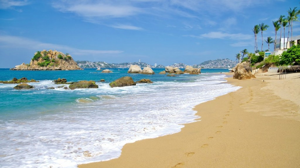 Playa Icacos playas de acapulco