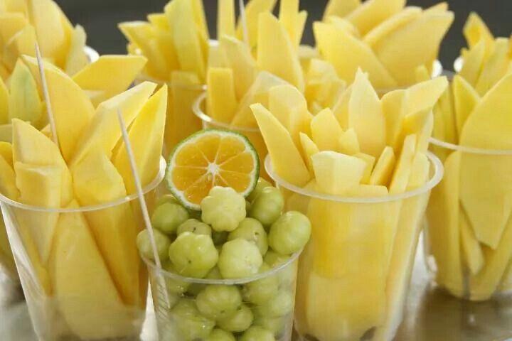 grosella con chile y limon dde yucatan