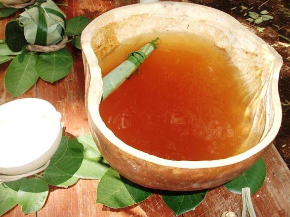 Balché bebida tradicional de Quintana Roo
