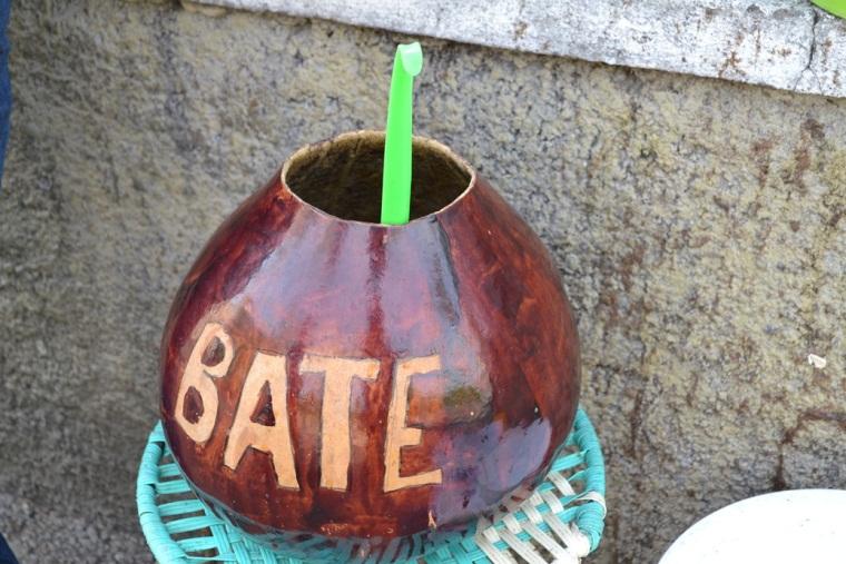 Bate bebida popular de coahuila