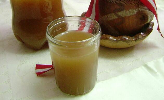 Chicha bebidas tipicas de colombia