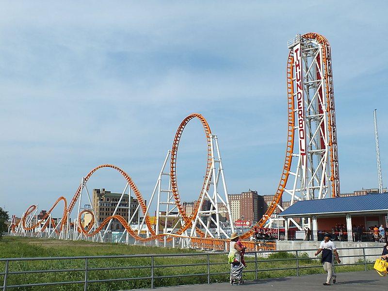 Luna Park nueva york atractivo turistico