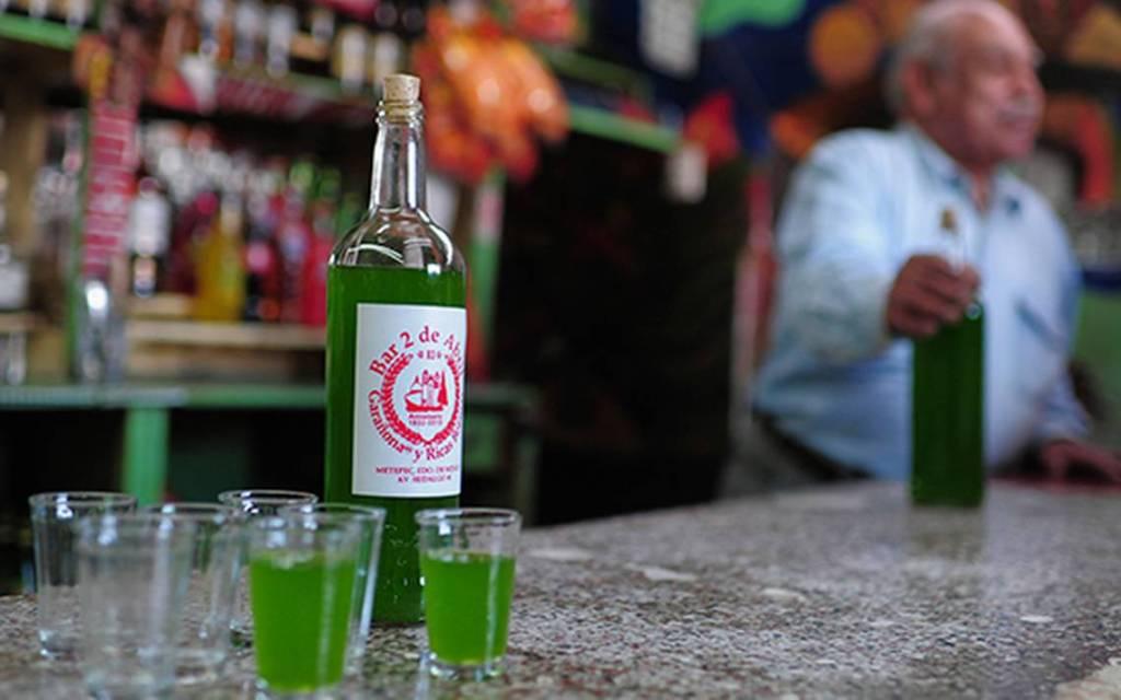 Prodigiosa bebida tradicional de queretaro