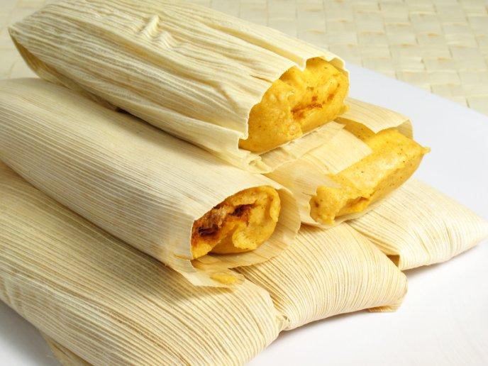 Tamales Güemes tipos de tamales