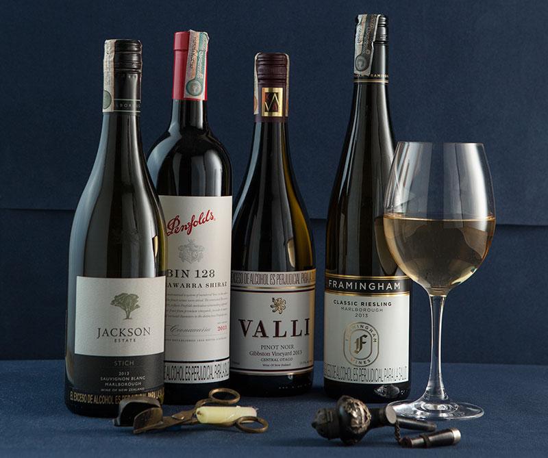 Vinos Marlborough bebida tipica de nueva zelanda