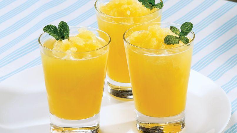 agua de naranja bebida representativa de tabasco