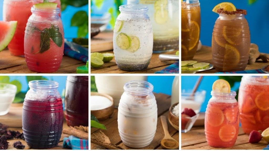 aguas frescas las bebidas populares de guanajuato