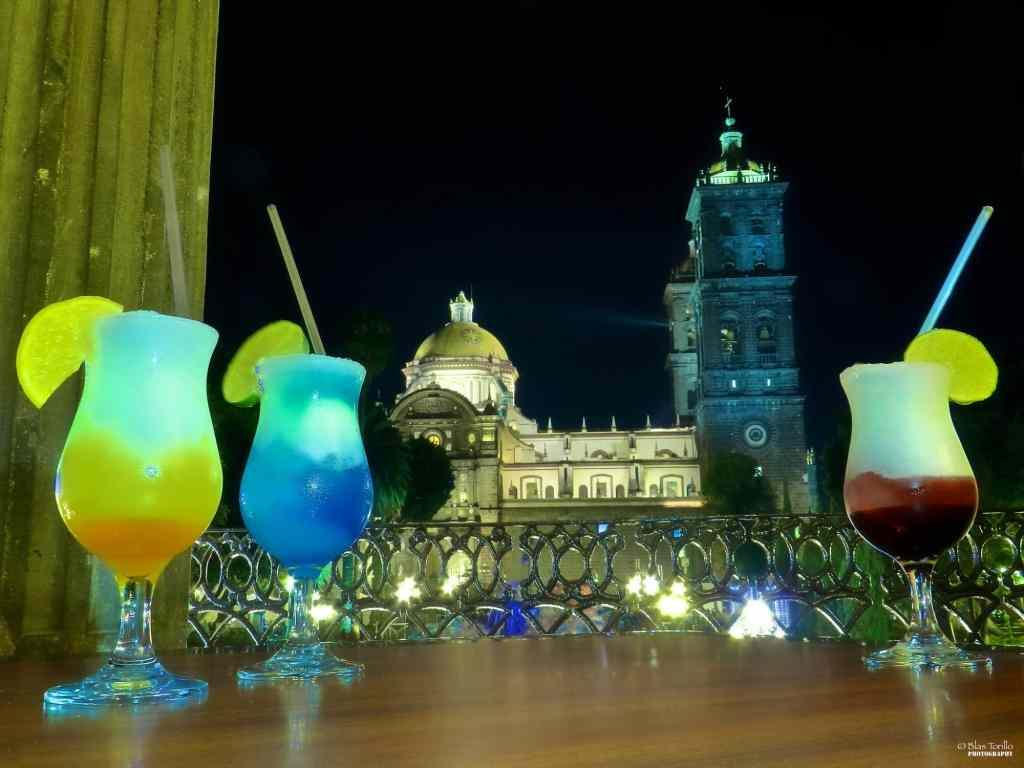 Bebidas típicas de Puebla
