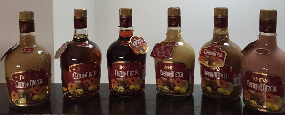 mezcal Beneva - bebida tradicional de monterrey