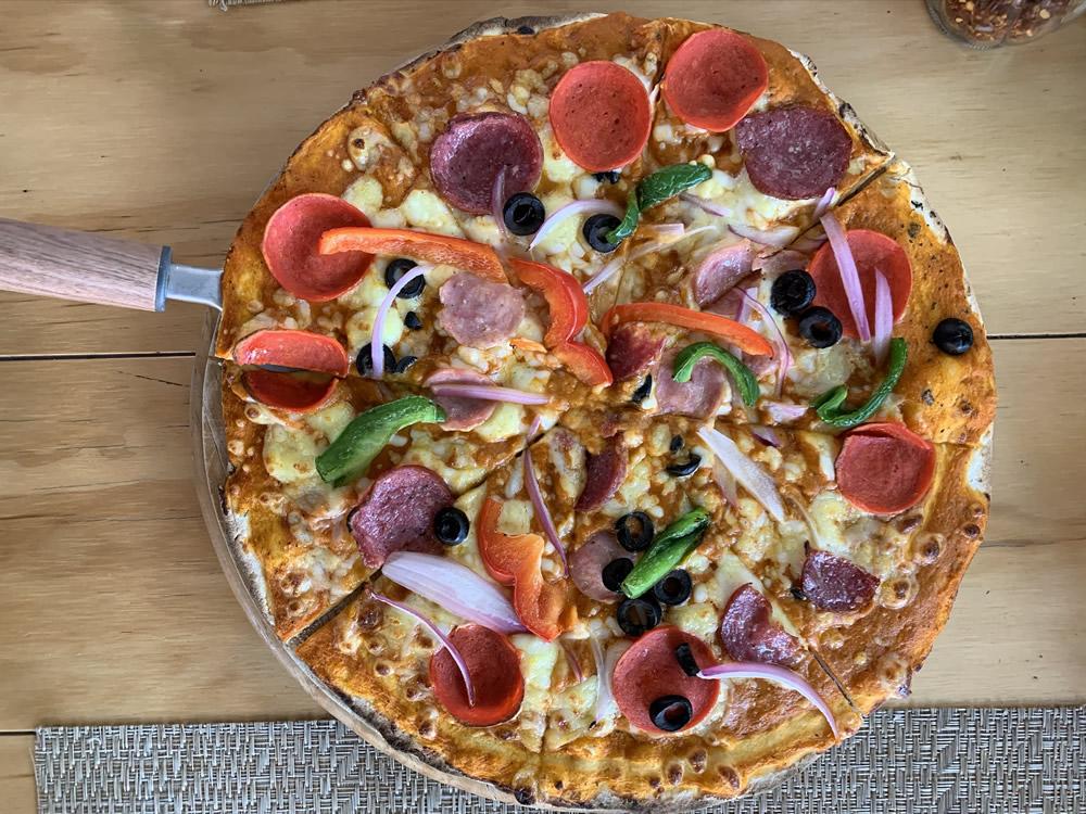 pizza de irapuato - platilo tipico