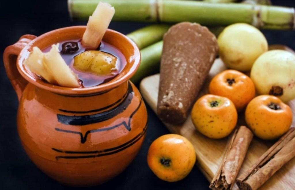 pulque de ponche bebidas tipicas de Puebla