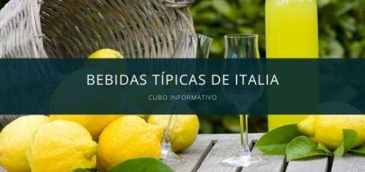 Bebidas Típicas de Italia