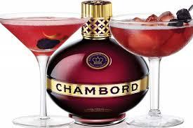 Chambord bebida tipica francesa