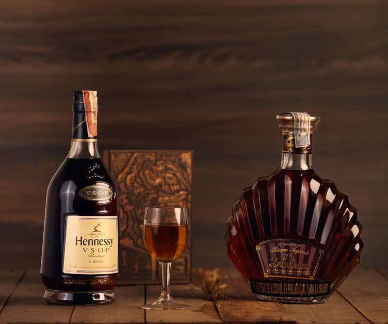Cognac frances