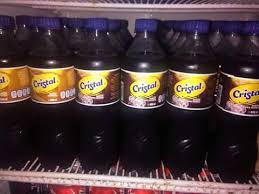 Cristal Negra bebida yucateca