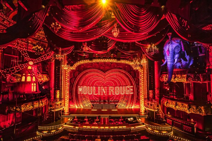 Moulin Rouge que hacer en paris