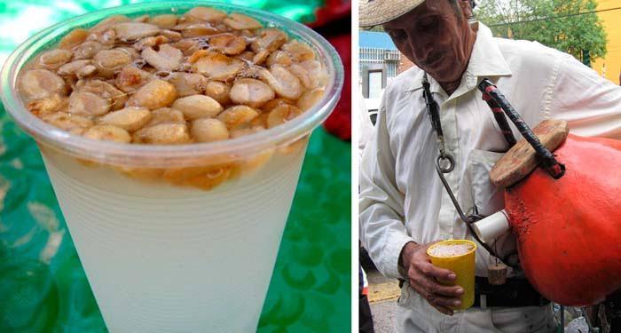 Tuba bebida tipica de acapulco