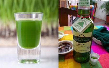 Verde de Xico bebida de xico veracruz