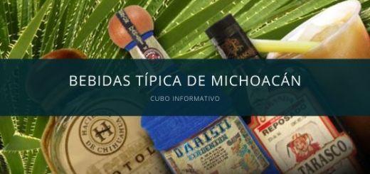bebidas tipicas de michoacan