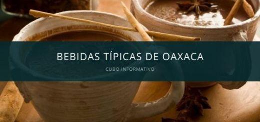 bebidas tipicas de oaxaca