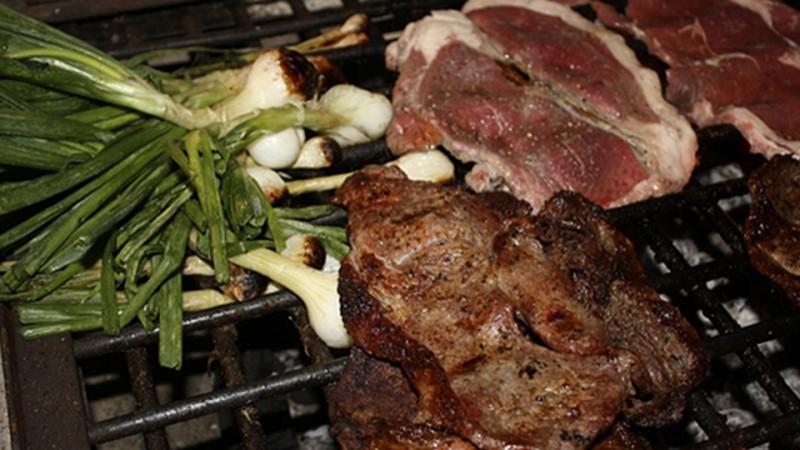carne asada de baja california