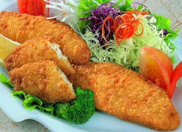 filete-de-pescado-empanizado comidas de acapulco