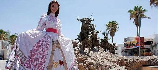 traje tipico de mujer de aguascalientes