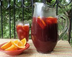 Tinto de verano bebida española