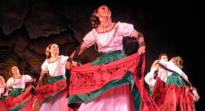 Traje típico de la mujer de Guanajuato