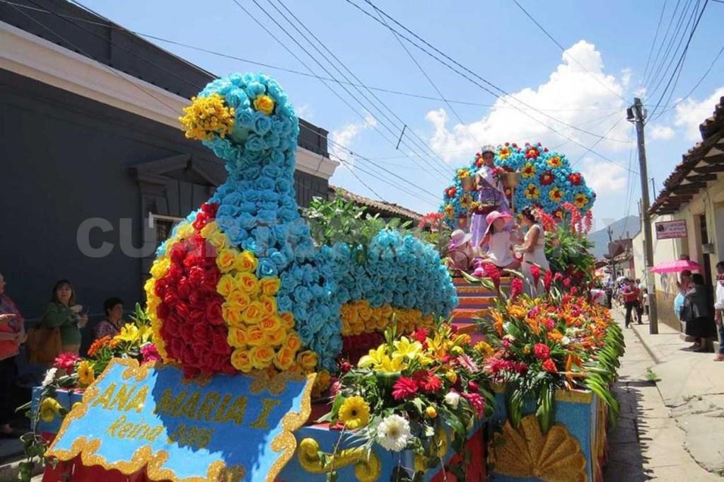 feria de la primavera y lapaz -fiestas tradicionales de chiapas