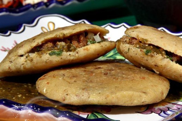 gorditas durango food