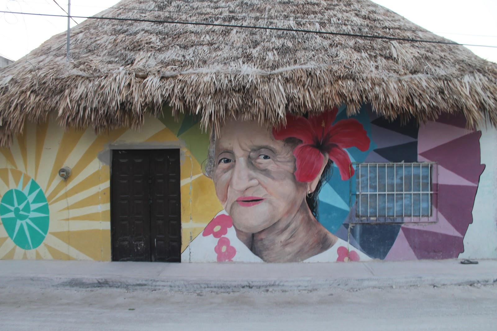 murales de holbox que ver y hacer