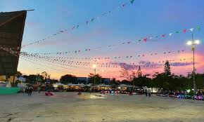 parque de las palapas de Cancun