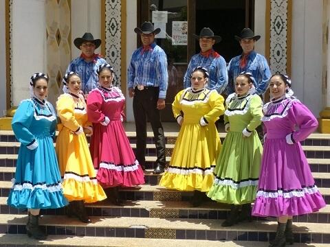 traje tipico de coahuila
