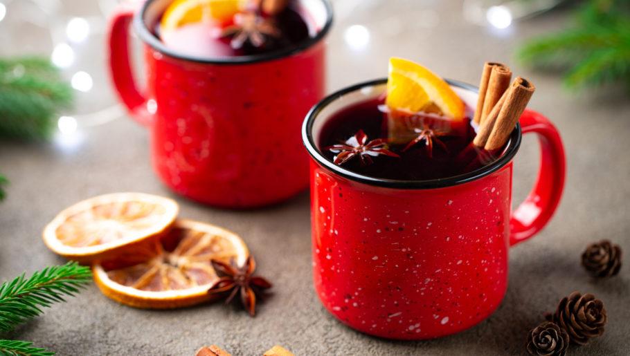 Glühwein bebida navideña de alemania