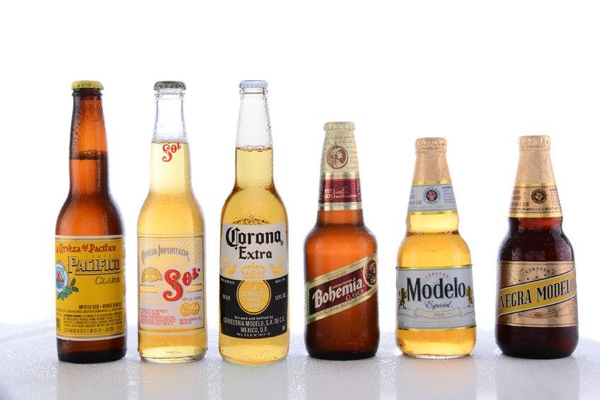 cerveza de mexico