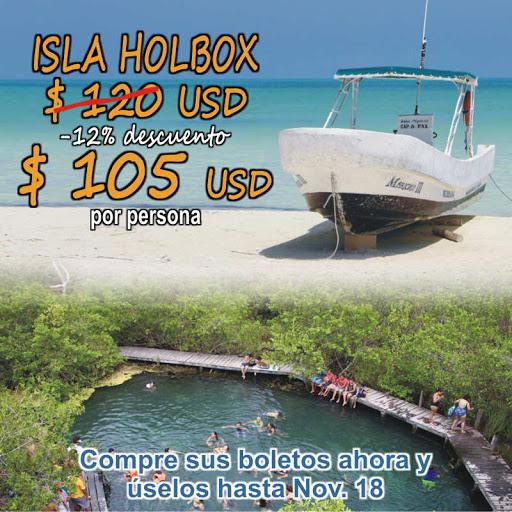 ir a holbox desde cancun en tour