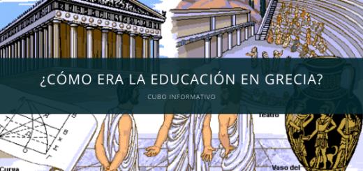 Como era la educacion en Greci