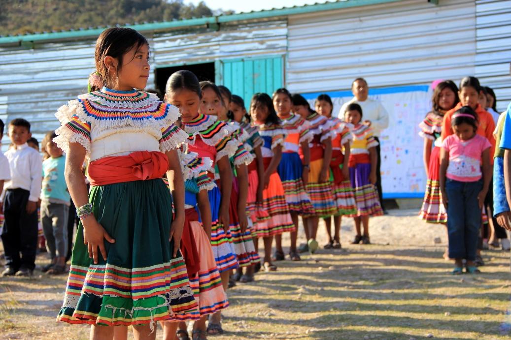 Traje San Jerónimo de Palantla vestimenta tradicional de Guerrero