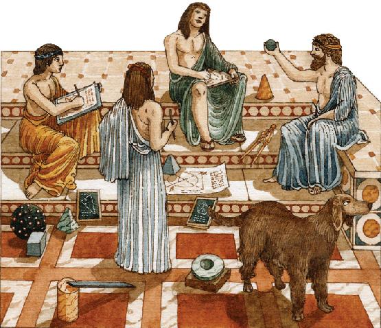 como era la educacion en grecia