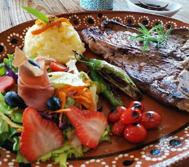 De la Tierra restaurante aguascalientes