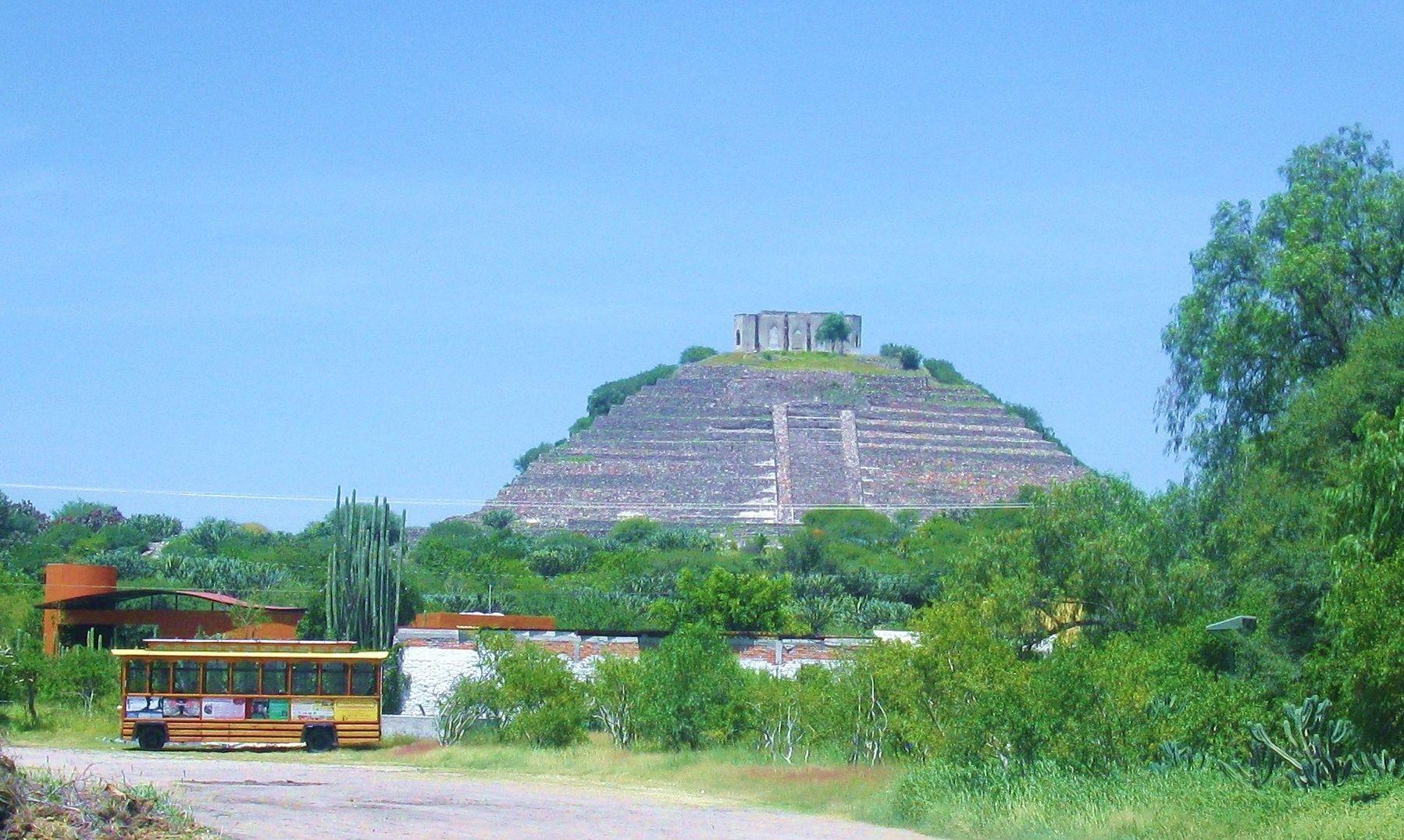 Pirámide de El Pueblito