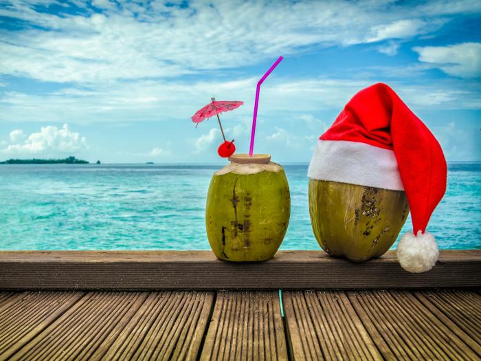 Viaje como regalo de navidad