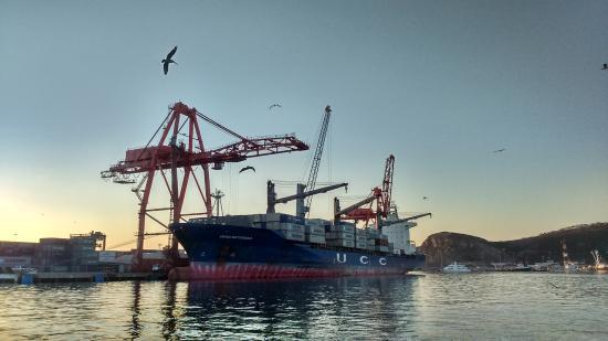 Aduana Marítima de Ensenada puerto de ensenada