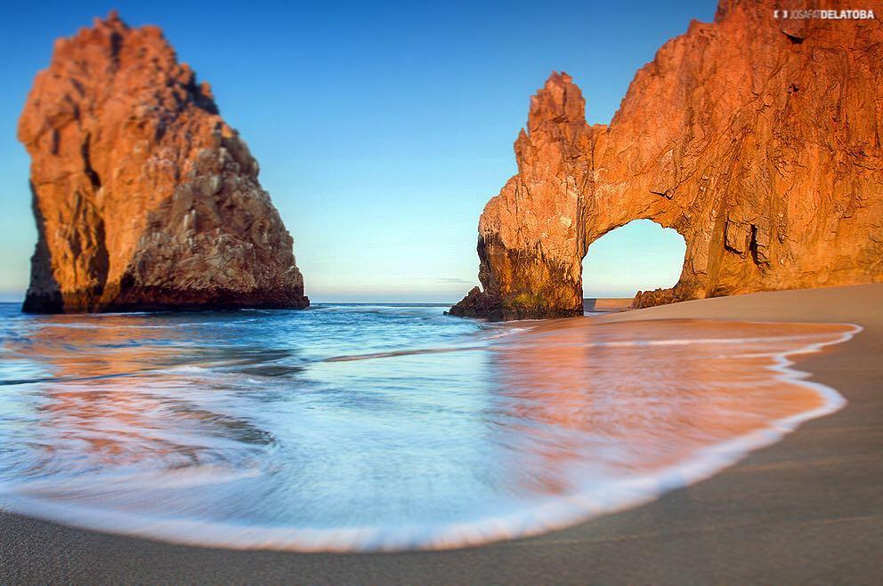 Arco cabo san lucas atractivo turistico de baja california sur